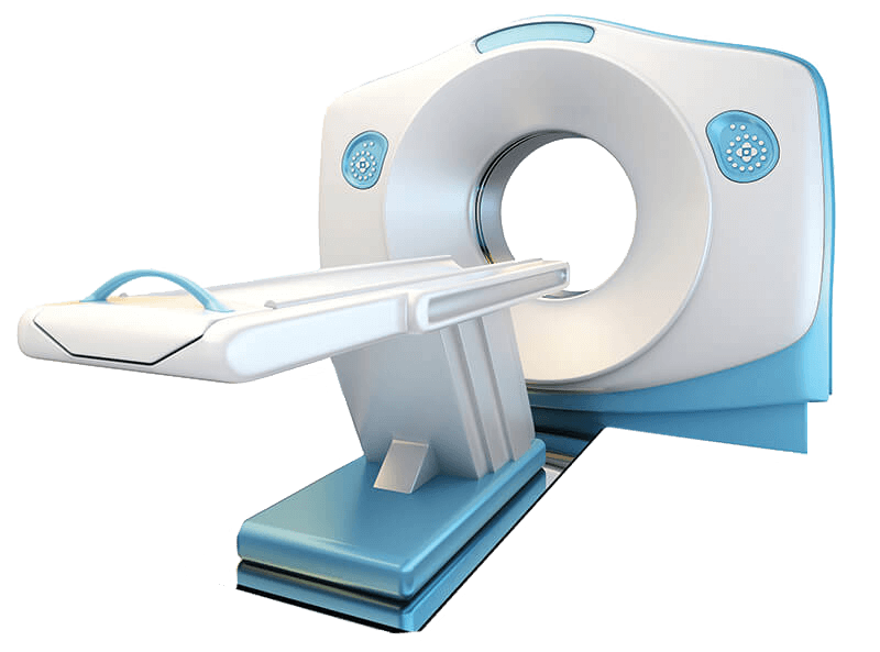 Computed Tomography (CT) machine